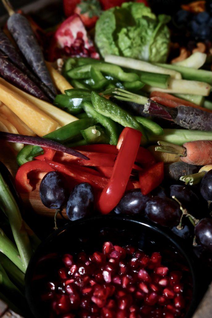 Shared borrelplanken: Borrelplank gezond